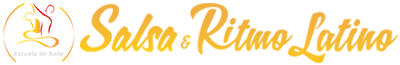 Logo Salsa y Ritmo Stiky